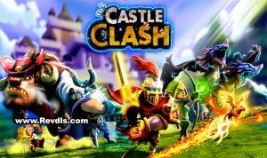 Clash Castle Mod Apk