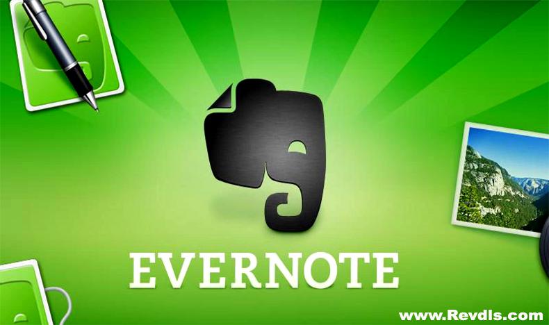 Evernote Premium Mod Apk