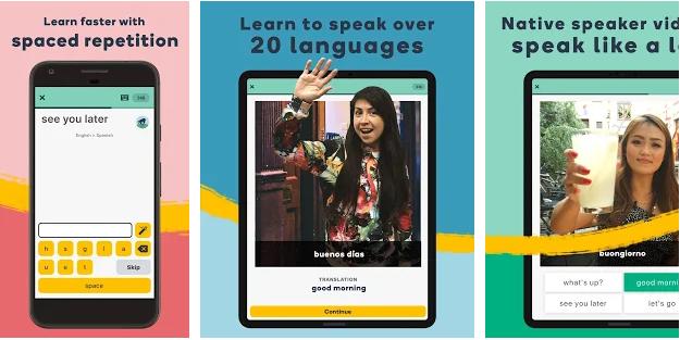 Memrise Learn Languages Premium Mod Apk
