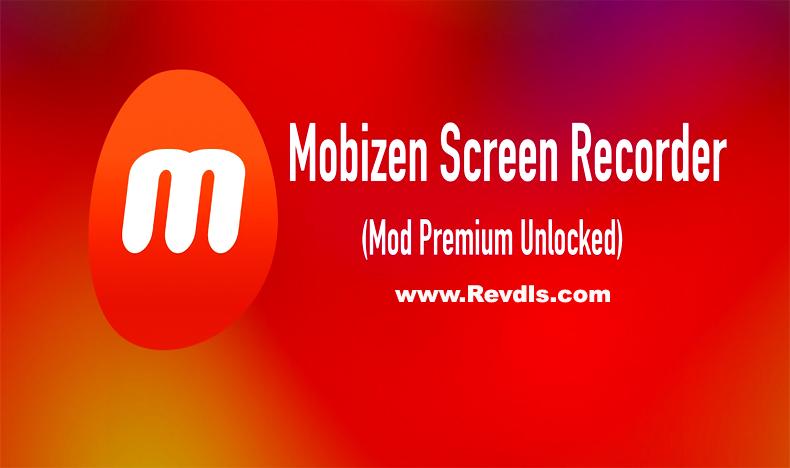 Mobizen Screen Recorder PRO Mod Apk
