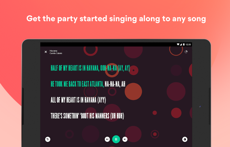 Musixmatch Music Lyrics Mod Apk
