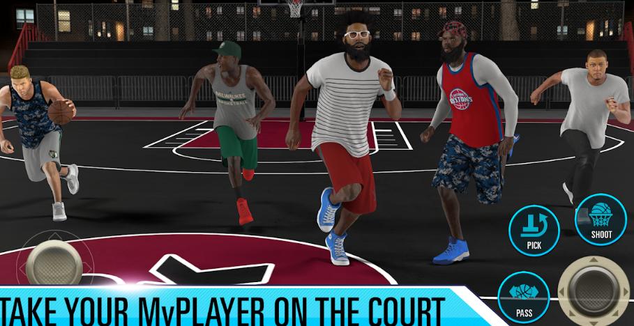 NBA 2k17 Mod Apk
