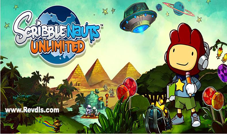 Scribblenauts Unlimited Mod Apk
