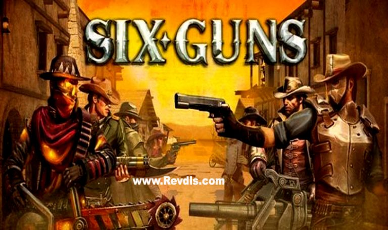 Six Guns Mod Apk