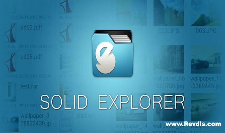 Solid Explorer Pro APK