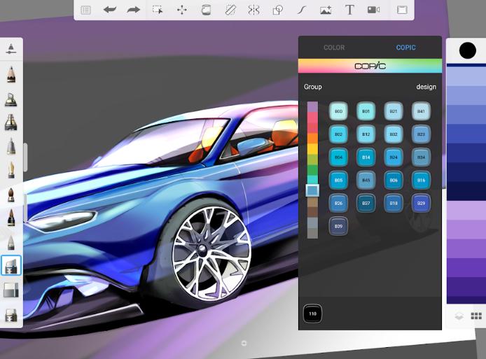 Autodesk Sketchbook Pro Mod Apk