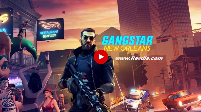 Gangstar New Orleans Open World Apk