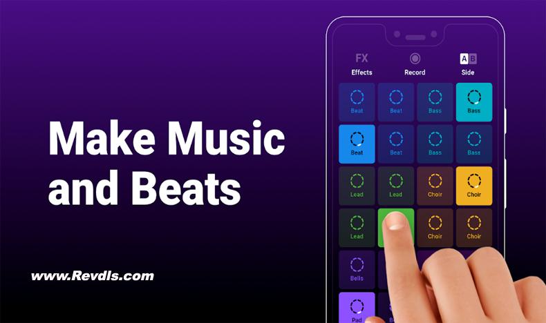 Groovepad - Music & Beat Maker Mod Apk