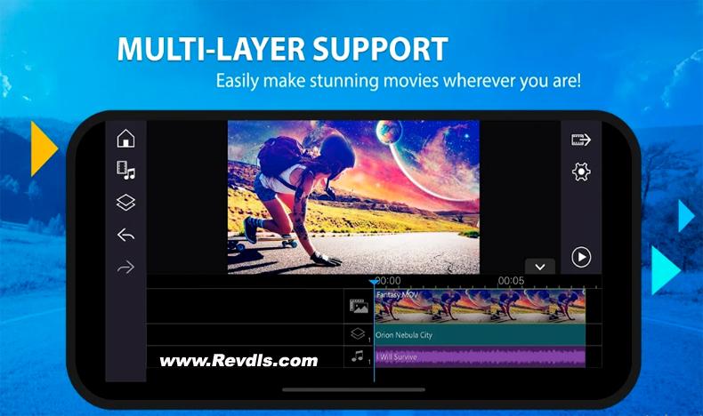 PowerDirector - Video Editor App, Best Video Maker Mod Apk
