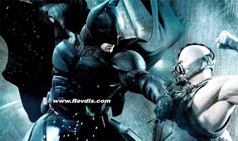The Dark Knight Rises Mod Apk