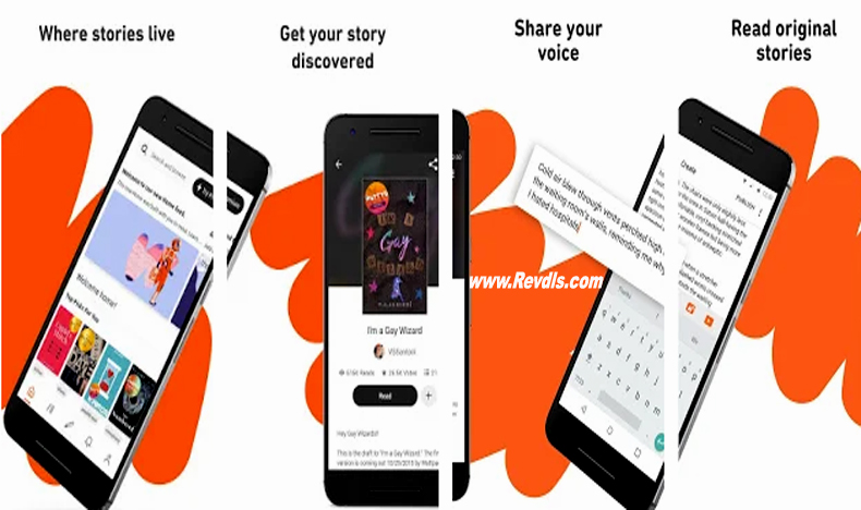 Wattpad – Read and Write Stories Apk