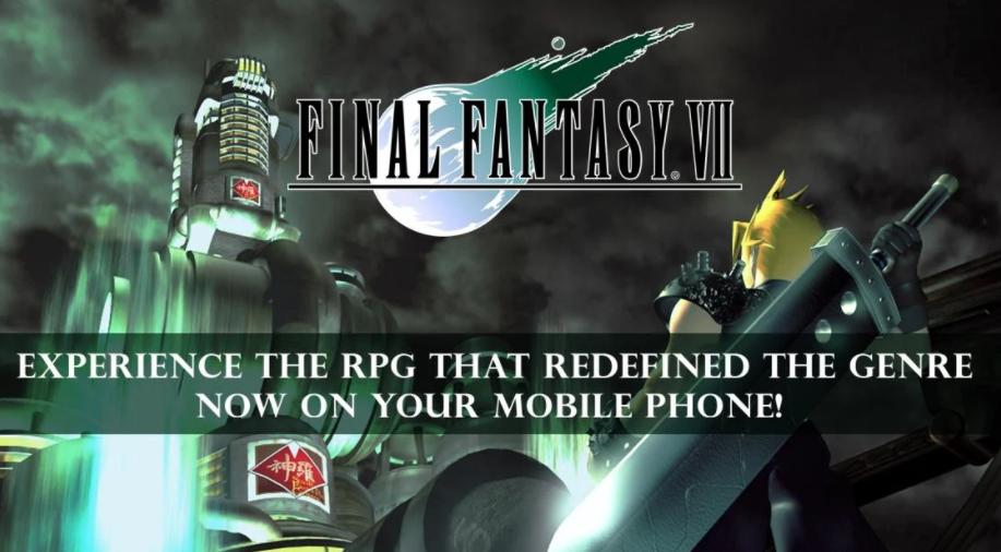Final Fantasy VII Mod Apk